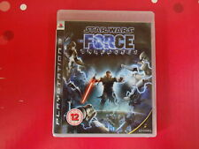 PS3 Star Wars-The Force Unleashed acción Sony Playstation 3 Lucas Arts 16抻