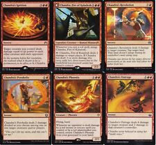 Chandra Burn Deck -  Kaladesh - Phoenix - Ignition 60 Cards MTG Magic Gathering