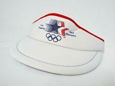Vintage 80s LA Los Angeles 1984 Olympics Summer Games Visor