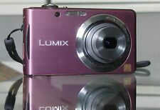 Panasonic LUMIX DMC-FS16/DMC-FH2 14,1 MP Digitalkamera + 4GB + Etui - Rosa