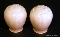MIKASA china SPRING AMARYLLIS pattern ~ Salt & Pepper Shaker Set