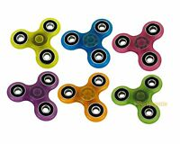Glow in the Dark Fidget Spinner Hand Spinner Toy Stress Relief Focus EDC ADHD