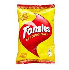 Fonzies mais Maissnack mit Käse chips 8 Portionstüten á 23g Käsechips