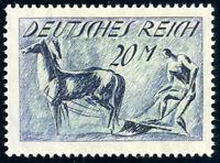 DR 1921, MiNr. 176 b, postfrisch, gepr. Infla, Mi. 90,-