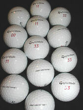 Taylormade RBZ Urethane...12 Premium AAA Used Golf Balls...FREE SHIPPING!....