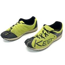 Keen A86 Green Black Trail Hiking Trainers Shoes Womens Size 10