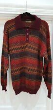 Sol 100% Alpaka Damen Pullover Strickpullover Sweater Gr. L