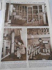 Science called in to improve the new commons atmosphere 1946 Print Article