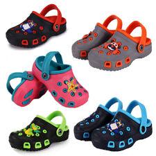 Jungen Mädchen Atmungsaktiv Badeschuhe Sommer Clogs Pantoffeln Kindersandalen