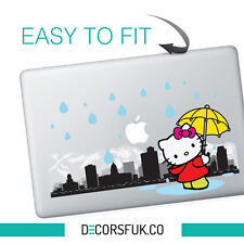 Hello Kitty macbook sticker | Laptop stickers | Macbook Decals - macbook skins
