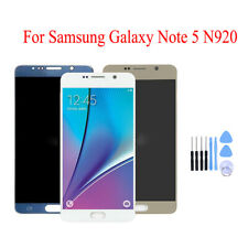 Original For Samsung Galaxy Note 5 N920 N920A LCD Touch Digitizer Screen