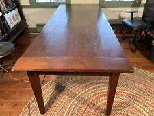 Farmhouse Table, Walnut, Large 9'