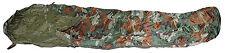 NEU Army Schlafsack Ultra-Lite Ranger US Woodland camouflage leicht camo tarn