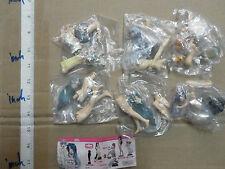 GFC Fullmetal Panic Fumoffu Hot Spring girl figure gashapon x6