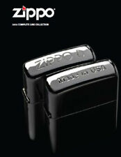 Zippo 2010 Complete Line Lighter Collection Product Price Catalog Book