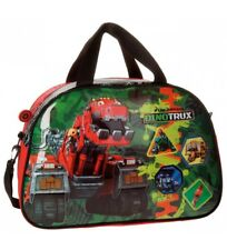 Disney & Friends - bolsa de viaje Dinotrux rojo -40x28x22cm- Niños