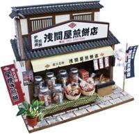Billy 1/12 Handmade Dollhouse Kit Rice Cracker Shop Shibamata TKY Japan Tracking