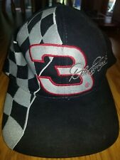 VERY RARE Vintage Dale Earnhardt Nascar Racing Chase  Snapback Intimidator Hat
