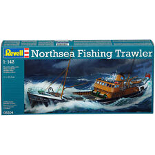 Revell North Sea Fishing Trawler (1:142) Model Kit NEW