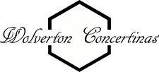 Wolverton 30 Button Anglo G/C Concertina