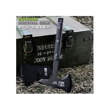 Camping Axe Hatchet Tomahawk Army Military Survival Outdoor Hiking Tactical