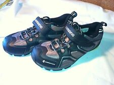 Shimano Click'R CT70 sh-ct70 Bike Shoes - sz 6 EUR 43 New Fast Ship Womens