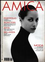 Amica Italian Fashion Magazine January 5 1998 Christy Turlington 021121ame2