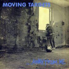 """7"""" MOVING TARGETS Away From Me / Falling / Selfish TAANG! Punk Hardcore USA 1990"""