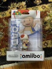 Nintendo Toad amiibo (Super Mario Series) USA - NEW