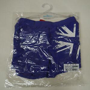 "Aqua Sphere Trafalgar Swimming Shorts Trunks Tight Mens Blue 30"" or 40"""