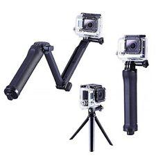 Handle Grip Arm 3Way Selfie Stick Tripod Mount Monopod For GoPro hero 7 6 5 4 3