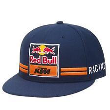 Red Bull KTM Racing Team New Era 9 Gorra De Béisbol Pico Plana cuarenta | Azul Marino | Adulto