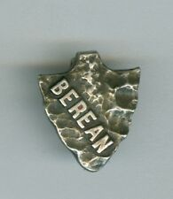Vintage Sterling Silver Berean Indian Arrow Head Pin