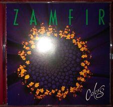 ZAMFIR COLORS CD