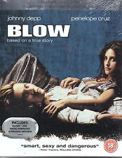BLOW - UK Limited Edition + Art Cards - Blu Ray & Dvd -