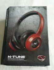Monster N-Tune w/ ControlTalk On-Ear High Performance Headphones Orange