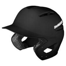New listing DeMarini Black Paradox Matte Batting Helmet S/M
