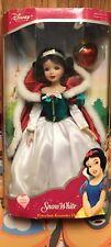 Snow White Porcelain Doll Disney