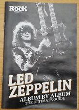Classic Rock A5 Supplement Led Zeppelin Album By Album The Ultimate Guide