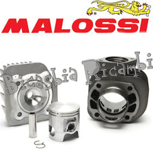 6252 - CYLINDER MALOSSI CAST IRON 47 PIN 12 KYMCO 50 2T TOP BOY - COBRA