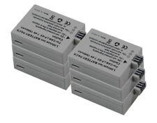 New 6x LP-E5 Battery For 1000D 450D 500D Kiss F X3 X2 Rebel T1i Xsi LPE5 Camera