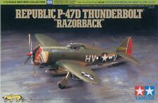Republic P-47D Thunderbolt - Razorback - 1:72 - Tamiya 60769
