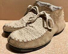 VTG Nike Considered Boot Shoe Rare sz 12 Men's Hemp Material 310027-221 OG ALL