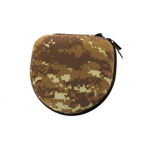 Headphone Carrying Case Headset Earpads Storage Bag Headphone Pouch Durable