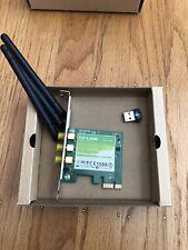 IOGEAR Bluetooth 4.0 USB Micro GBU521 and TP-Link Wifi adapter TL-WDn4800 PCI Ex