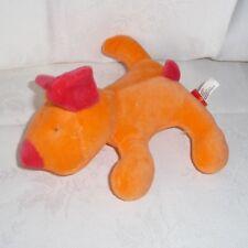 Doudou Chien Marèse - Orange Rouge