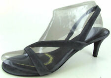 Strappy Medium Width (B, M) Solid Heels for Women