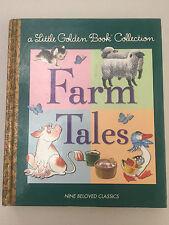 A Little Golden Book Collection, 9 Classics, H/C GC