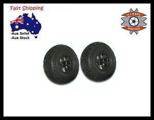 BS 804-001 Illegal Racing BSD Redcat TP Racing Chrome tyres 1/8  2 pairs