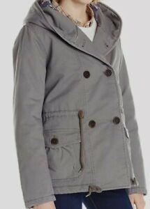 Ladies Roxy Quicksilver Autumn Winter Jacket Size 10/12 M